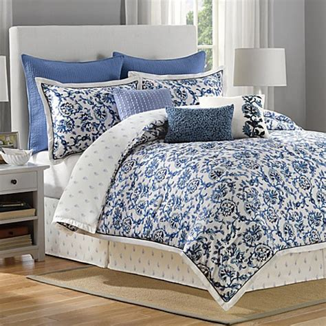 b smith bedding b smith 174 greyton 4 piece comforter set bed bath beyond