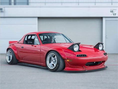 widebody miata for mazda mx5 1989 97 na miata roadster r bunny wide body
