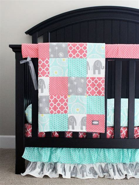 pink elephant crib bedding set 25 best ideas about elephant crib bedding on