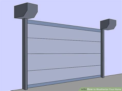 dryer vent flap not closing how to weatherize your home 6 steps with pictures wikihow