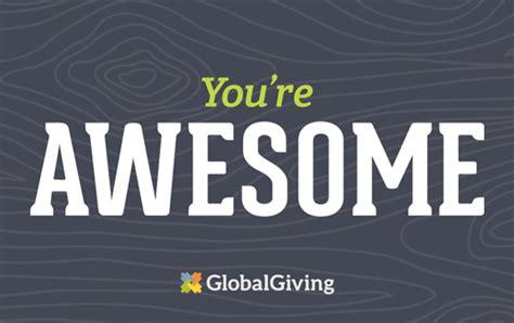 Globalgiving Gift Card - send a gift card globalgiving