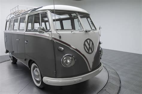 volkswagen wagon 1960 1960 volkswagen kombi 23 window bus 63 550 miles mouse