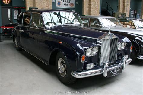 rolls royce 1972 phantom vi the history of cars