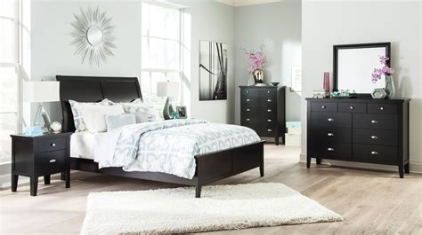 home furniture bedroom buy furniture braflin sleigh bedroom set