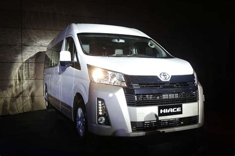 Toyota New 2020 by Toyota Philippines Launches All New 2020 Hiace W 37