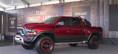 2020 Dodge Ram Rebel Trx by 2019 Ram Rebel Trx Price Release Date And Specs 2019