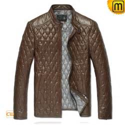 s black quilted leather jacket cw821001