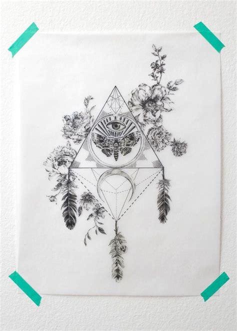 geometric tattoo hawk 143 best images about minimalist geometric tattoo on