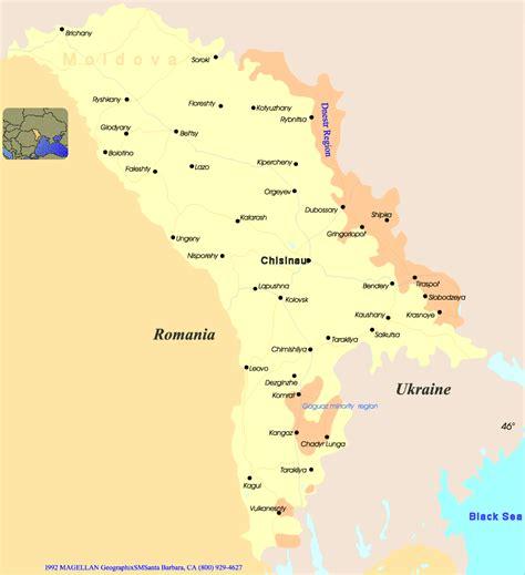 moldova map moldovan map balkan countries travel balkans
