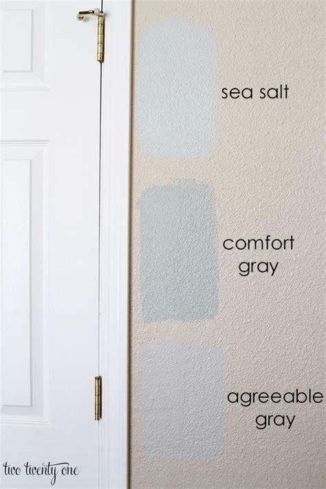 master bedroom paint mock ups