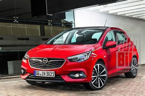 2019 New Astra by New Opel Astra 2019 Images Release Date