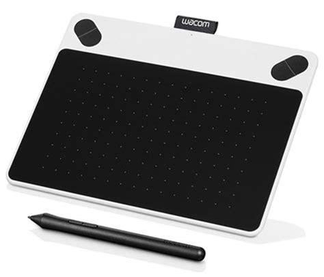 Drawing Tablet by Wacom Intuos Basic Best Graphic Tablet For Beginners
