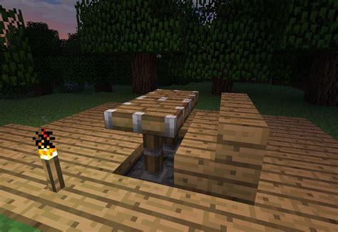 Minecraft Desks by How Do You Make Desks In Minecraft