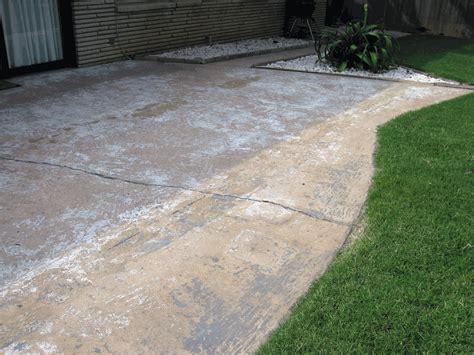 Painting Concrete Patio Bing Images Cement Patio Paint