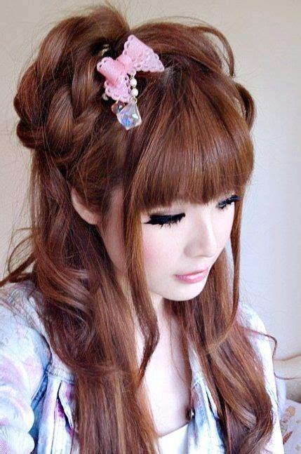 japan longhai photo japanese long hairstyles updo google search my fashion