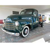Chevrolet Pickup 1952 Review Amazing Pictures And Images
