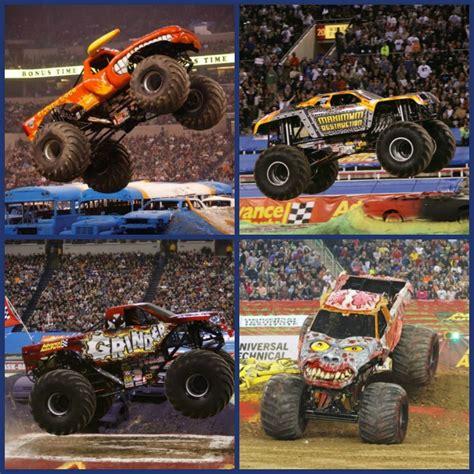 monster truck show cincinnati monster jam at us bank arena april 4 5 giveaway