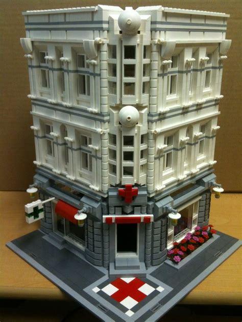 lego modular tutorial 2346 best lego buildings images on pinterest lego