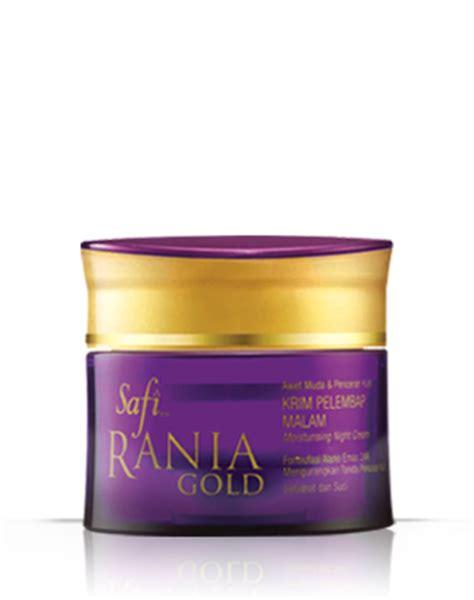 Safi Rania Gold Siang quot cantik sihat selalu quot