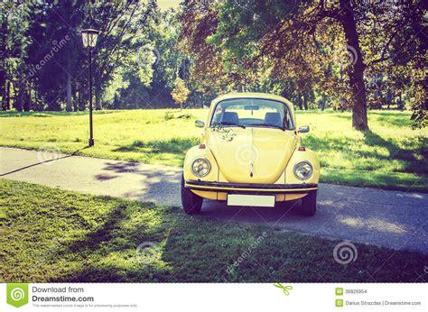 antique volkswagen beetle stock images image