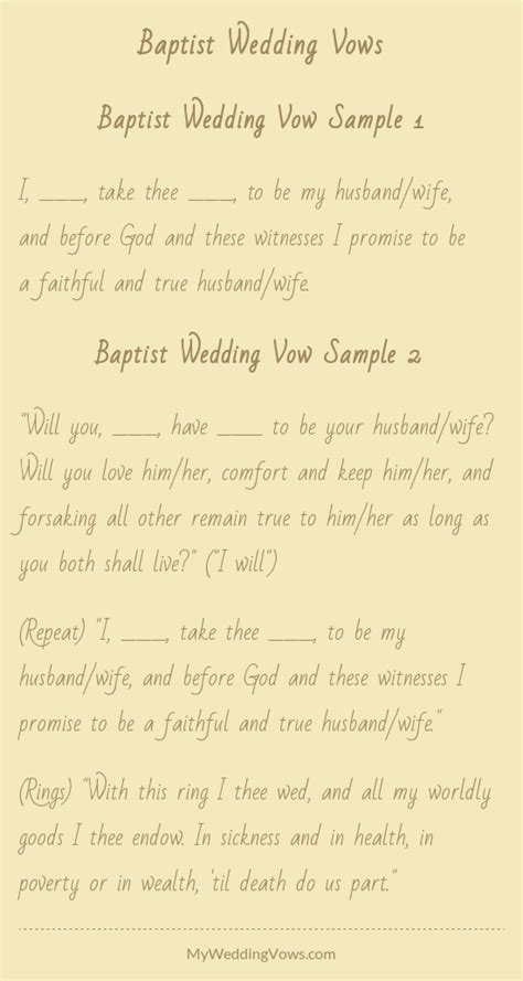 Wedding Vows For by How To Write Wedding Vow