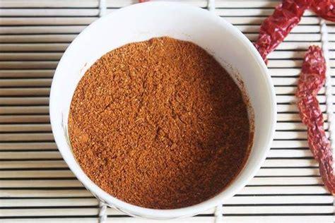 pav bhaji masala powder recipe pav bhaji masala how to make pav bhaji masala powder