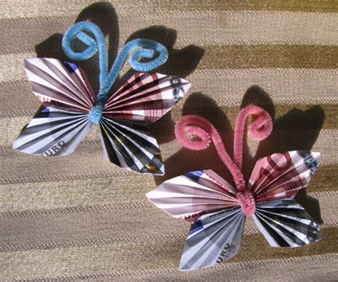 How To Make Money Origami Butterfly - money butterfly origami 171 embroidery origami
