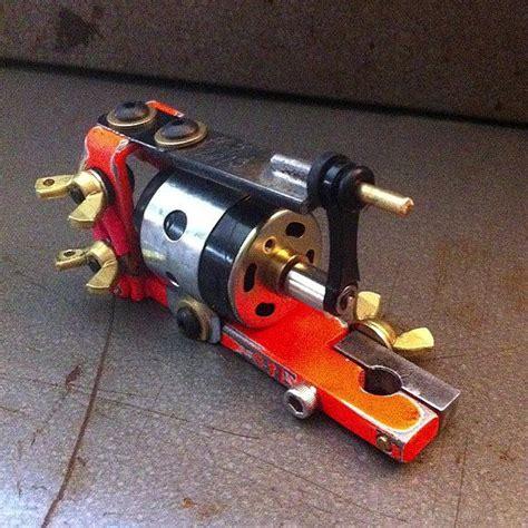 homemade tattoo equipment 24 best handmade rotary tattoo machine ideas images on