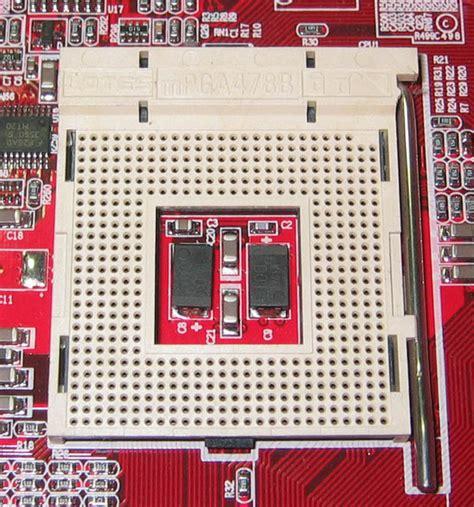 Sockel Pga478 by Socket 478
