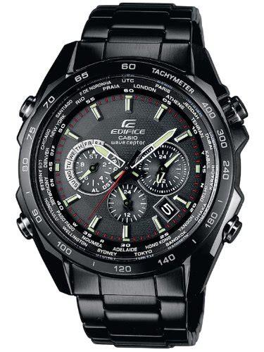Casio Edifice Eqw A1200 Silver Black New Style Casio Eqw M600dc 1aer Gents Quartz Analogue Black