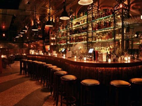 Kitchen Counter Lighting Ideas by 7 Best Speakeasy Bars In Nyc