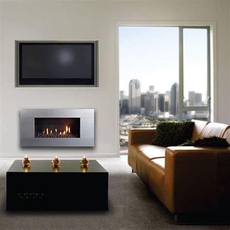stainless steel indoor fireplace insert escea indoor gas stainless steel fireplace