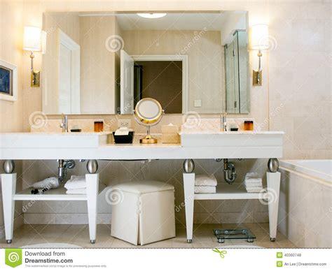 bagno albergo bagno della di albergo fotografia stock immagine