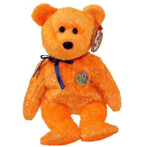 Setelan Cowok Baby Bears Orange ty beanie babies 10 decade bears 8 5 inch ty decade bears 10 different colored