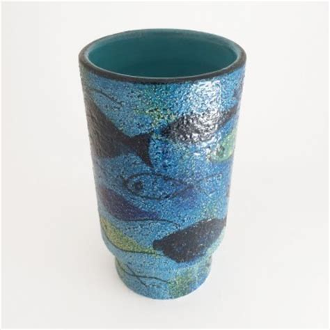 Vases From Italy by Two Italian Aldo Londi Bitossi Vases 59786
