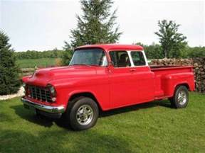 1957 Chevy Truck Wheels For Sale 1957 Chevrolet 3100 Extended Cab Truck Restored