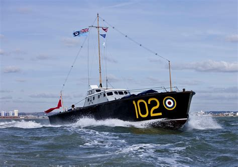 rescue boat engine wartime rescue boat hsl102 to get new engines heritage