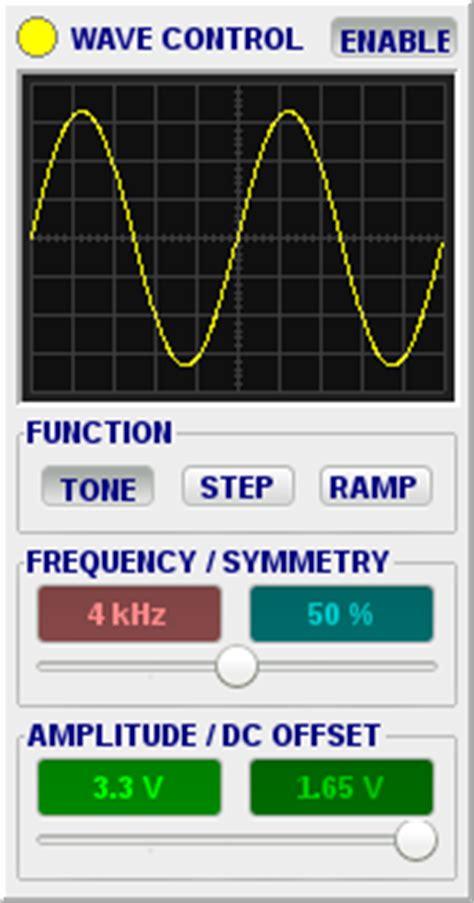 Micro Frequency Generator Detox Box by Bitscope Bs05u Micro Oscilloscope Analyzer Uav And