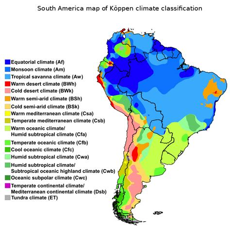 vegetation pattern formation in semi arid grazing systems file south america map of k 246 ppen climate classification