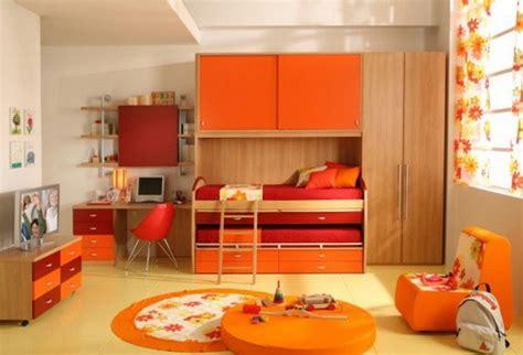 idea design bg галерия детска стая в оранжево