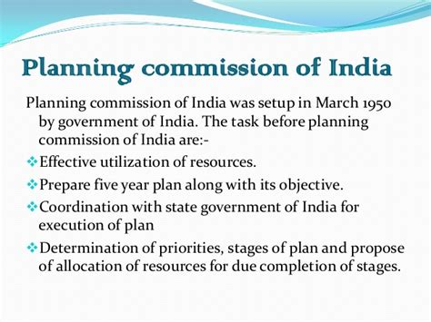 Essay On 11th Five Year Plan Of India by Economic Planning