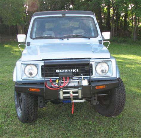 Suzuki Samurai Removable Hardtop 1988 5 Suzuki Samurai 4x4 Suv Calmini Equipped Removable