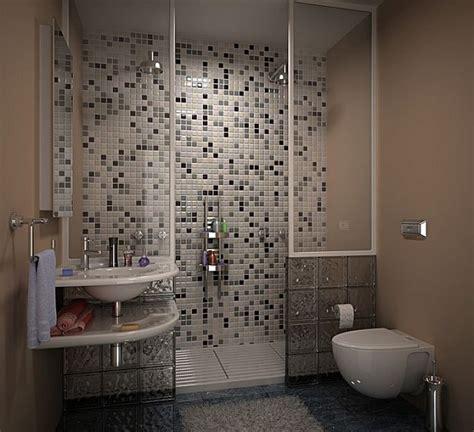 wall tile ideas for small bathrooms ba 209 os con ducha con mucho estilo para 2017 hoy lowcost