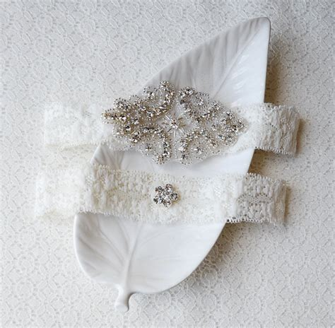garter belt for wedding wedding garter bridal garter set ivory lace garter belt
