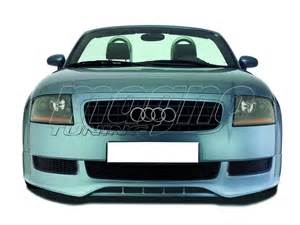 Audi Bumper Audi Tt 8n Newline Front Bumper Extension