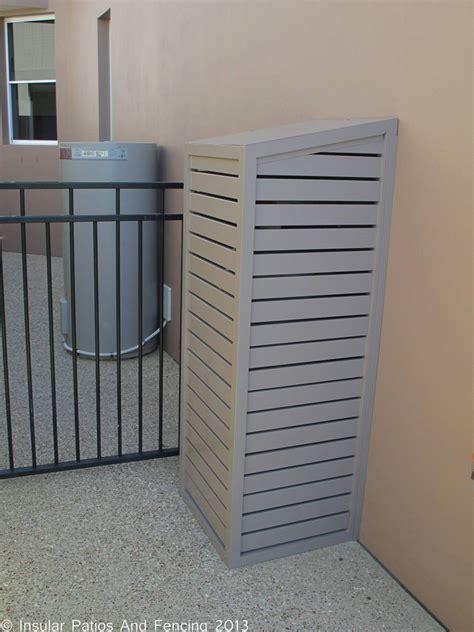 aluminium pool pump  gas bottle enclosure covers