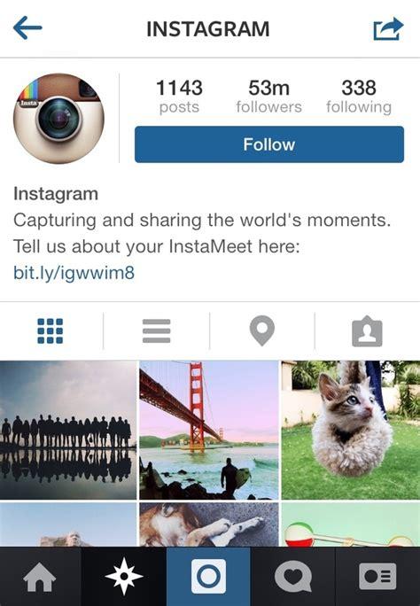 instagrids makes your instagram profile unique cool instagram profile ideas www pixshark com images