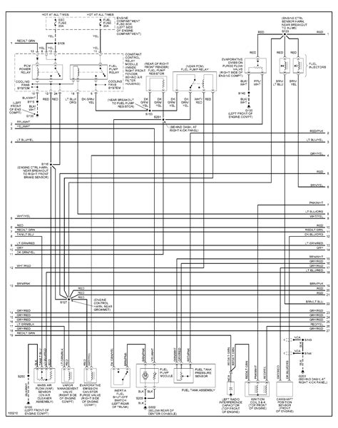 2000 ford mustang gt wiring diagram 2000 mustang gt wiring