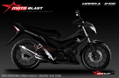 Visor Honda Cs 1 Hitam Renderan Honda Cs1 150cc Berdasarkan Sketsa Yang Beredar
