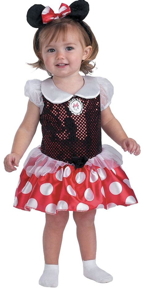Mini Mini Baby Costume by Disney Minnie Mouse Baby Costume Mr Costumes